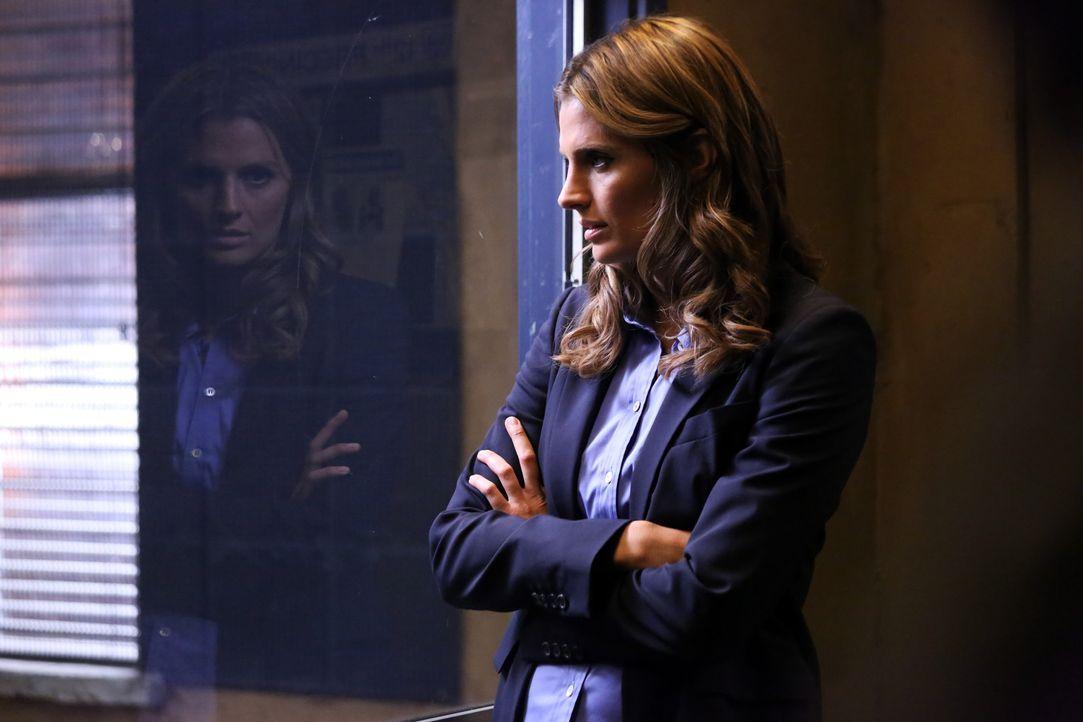 Im aktuellen Fall gibt es gleich mehrere Verdächtige. Kate Beckett (Stana Katic) hat jedoch bereits eine eigene Theorie, wer den ehemaligen Kinderst... - Bildquelle: ABC Studios
