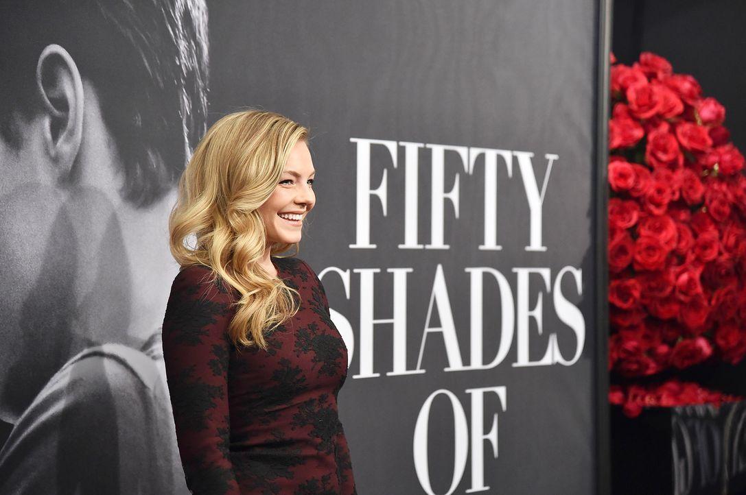 Fifty-Shades-Of-Grey-NY-screening-Eloise-Mumford-15-02-06-getty-AFP - Bildquelle: getty-AFP
