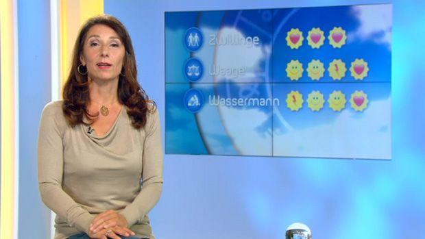 fruehstuecksfernsehen-kirsten-hanser-astrologie-22062012 - Bildquelle: SAT.1
