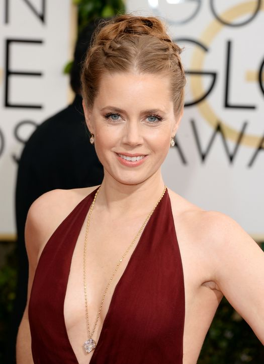 Amy-Adams-14-01-12-getty-AFP - Bildquelle: getty-AFP