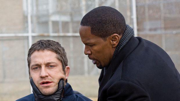 Als Staatsanwalt Nick Rice (Jamie Foxx, r.) den Mörder von Sheltons (Gerard B...