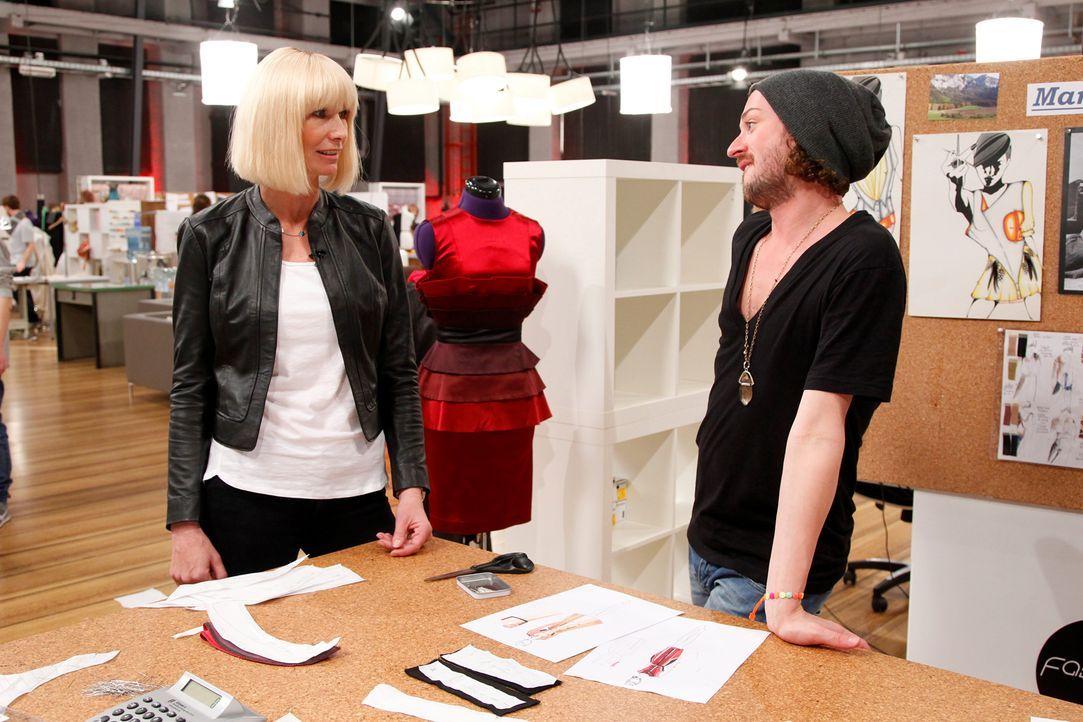 Fashion-Hero-Epi03-Atelier-33-Pro7-Richard-Huebner - Bildquelle: Richard Hübner / Pro 7