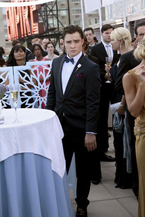 Ist dank Eva scheinbar zu einem besseren Menschen geworden: Chuck (Ed Westwick) ... - Bildquelle: Warner Bros. Television