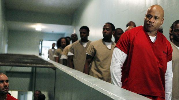 Um Moe zu beschützen, geht Sam (LL Cool J, r.) undercover ins Gefängnis ... ©...
