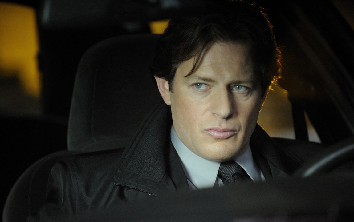 Schon bald entpuppt sich FBI-Agent Mark Hoffman (Costas Mandylor) als Jigsaws williger Nachfolger ... - Bildquelle: 2007 Lionsgate, Twisted Pictures