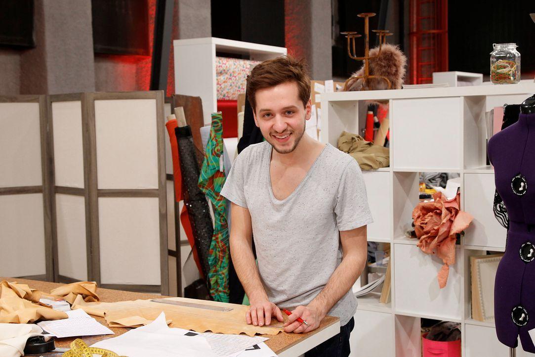 Fashion-Hero-Epi03-Atelier-43-Pro7-Richard-Huebner - Bildquelle: Richard Hübner / Pro 7