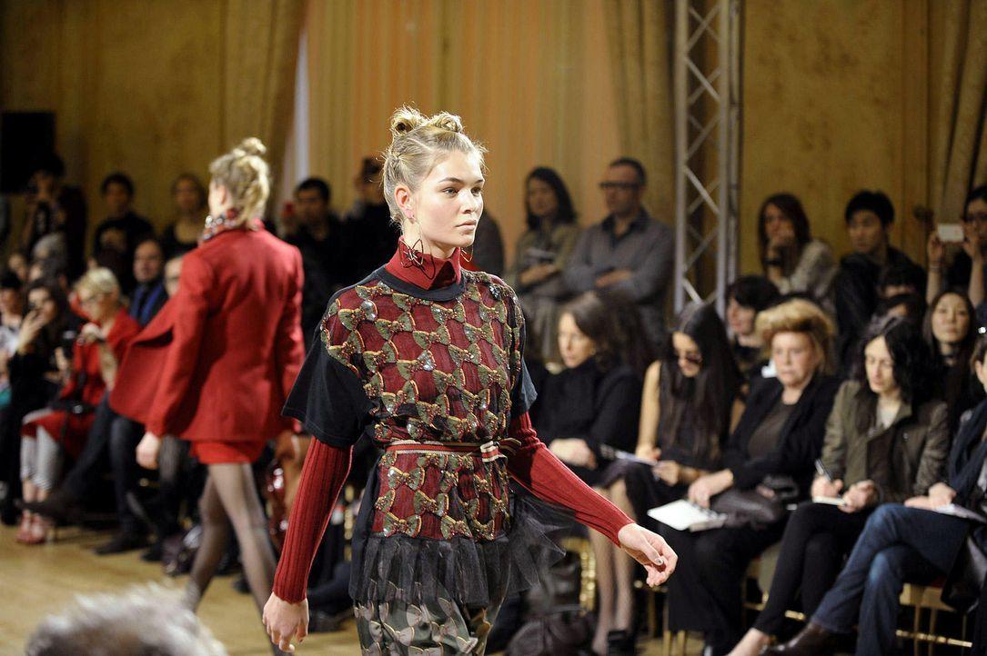luisagermanys-next-topmodel-stf07-epi10-fashion-show-luisa-039-oliver-s-prosiebenjpg 1950 x 1298 - Bildquelle: ProSieben/Oliver S.