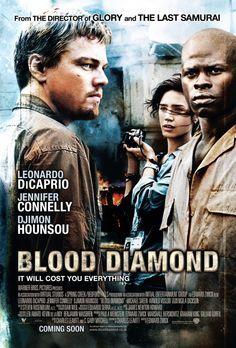 Blood Diamond - BLOOD DIAMOND - Plakatmotiv - Bildquelle: Warner Bros.