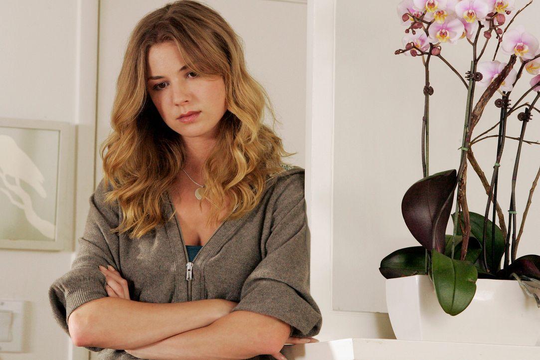 Ist der neue Freund ihrer Mutter für den plötzlichen Reichtum verantwortlich? Rebecca Harper (Emily VanCamp) ... - Bildquelle: Disney - ABC International Television