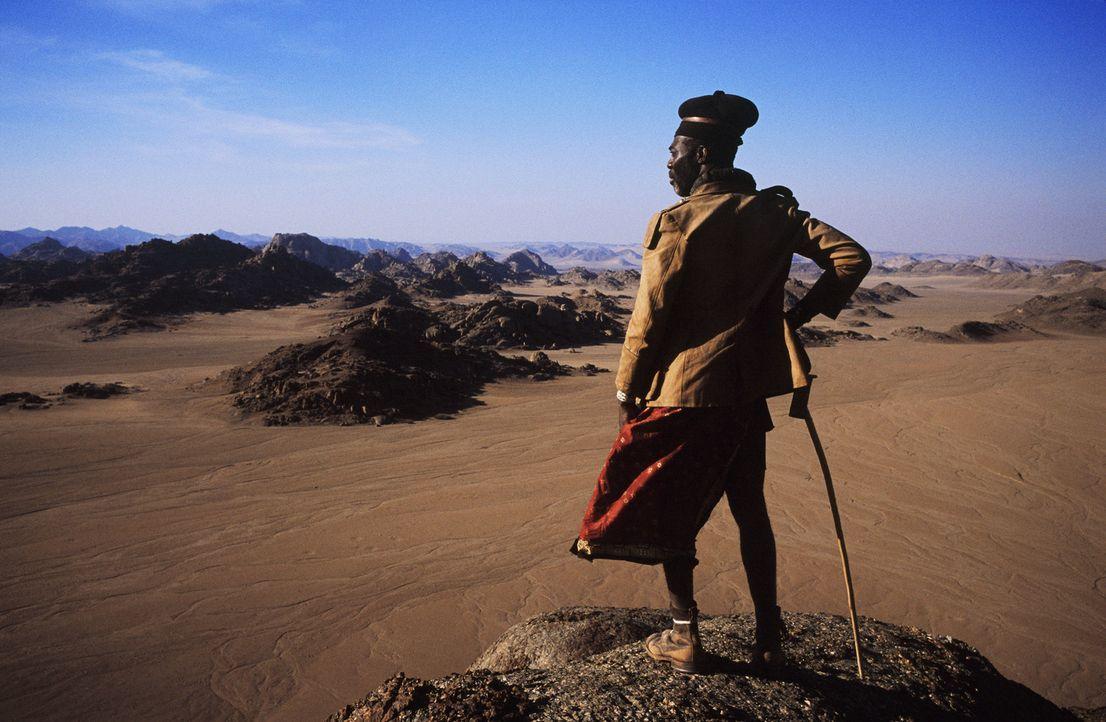 Liebt seine Heimat über alles: Himba Kadjiro (Eriq Ebounaney) ... - Bildquelle: Gaumont