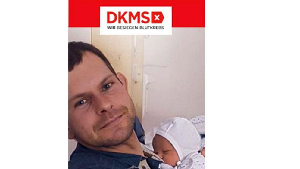 Spendenaufruf: Zweifacher Papa Patrick Bullack sucht Lebensretter!