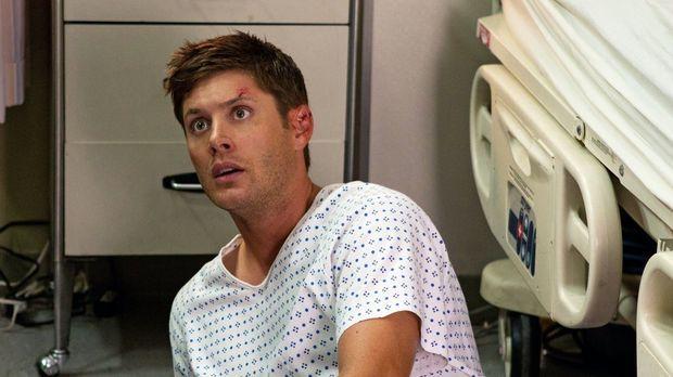 Findet sich im Leviathan-Krankenhaus wieder: Dean (Jensen Ackles) ... © Warne...