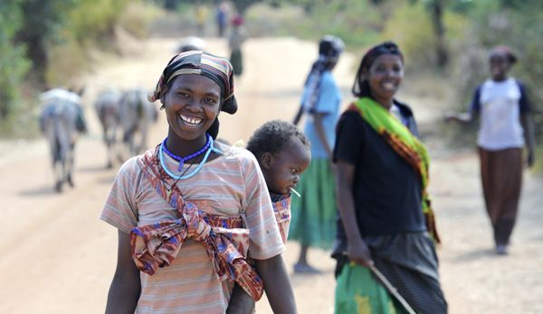 Afrika3 - Bildquelle: dpa