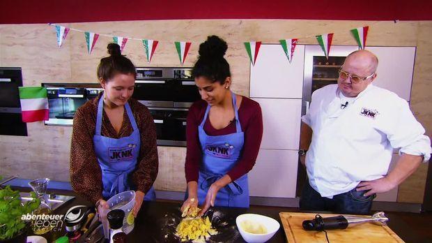 Abenteuer Leben - Abenteuer Leben - Donnerstag: Gelingt Es Der Jugend Spaghetti Bolognese Zu Kochen?