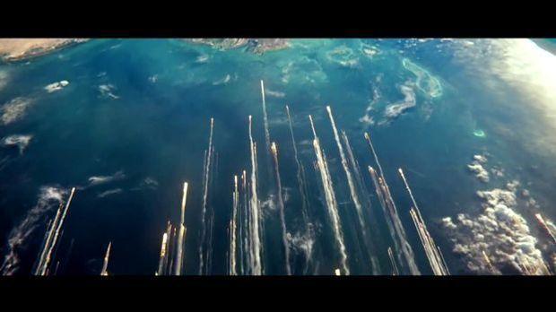 Tagesthema - Weltraumschrott