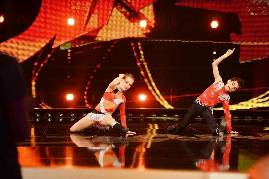 Got-To-Dance-Cecilia-David-08-SAT1-ProSieben-Willi-Weber - Bildquelle: SAT.1/ProSieben/Willi Weber