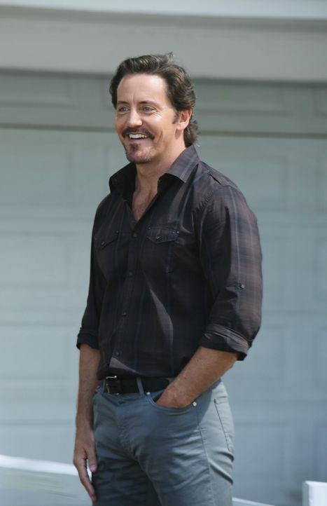 Kann man dem neuen Bewohner der Wisteria Lane Ben Faulkner (Charles Mesure) trauen? - Bildquelle: ABC Studios
