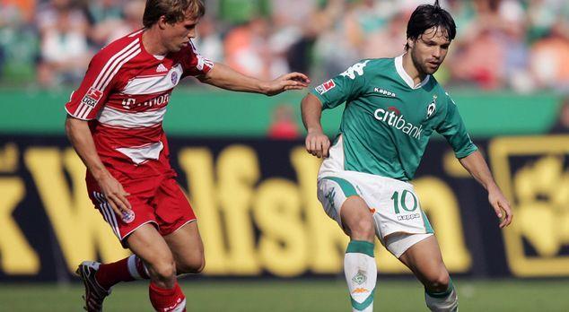 Diego (FC Bayern München)  - Bildquelle: 2007 Getty Images