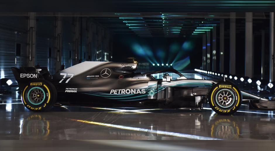 Mercedes AMG F1 - Bildquelle: twitter.com/F1