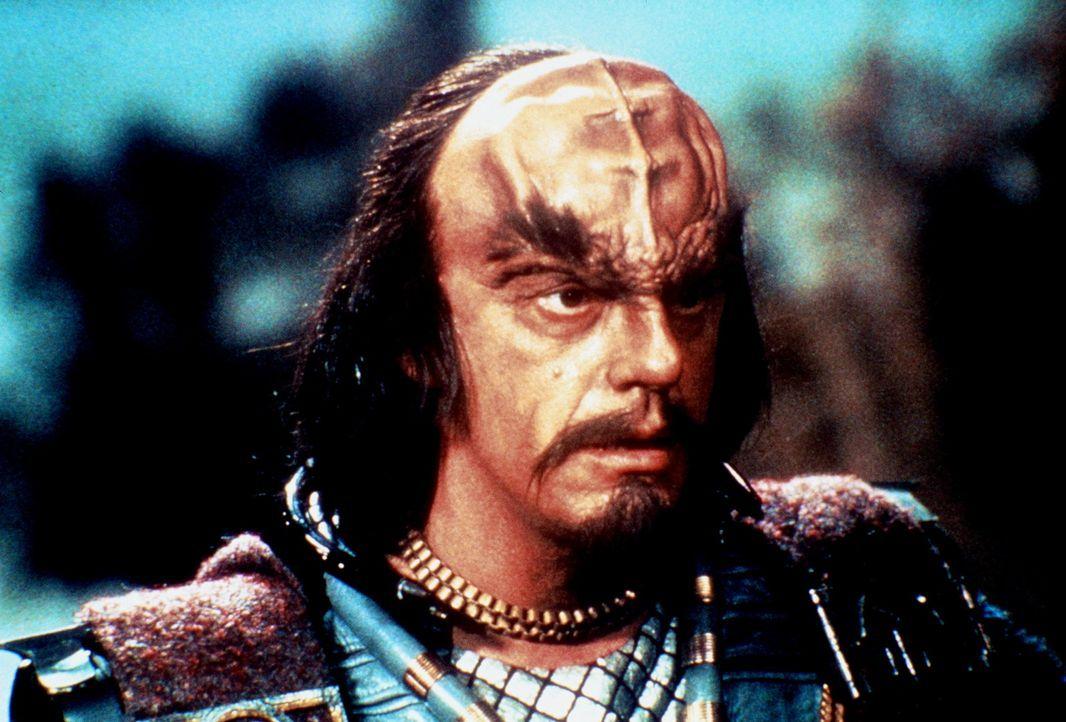 """Kommandant Kruge (Christopher Lloyd) will das """"Genesis""""-Geheimnis und den Materieumwandler in seinen Besitz bringen ... - Bildquelle: Paramount Pictures"""
