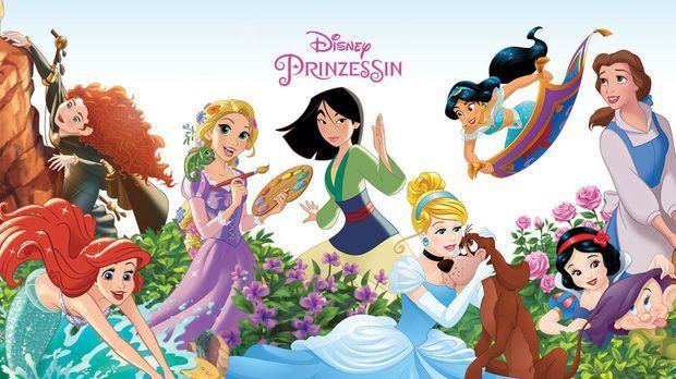 Disney Prinzessinnen: Eine Liste von Schneewittchen bis Merida