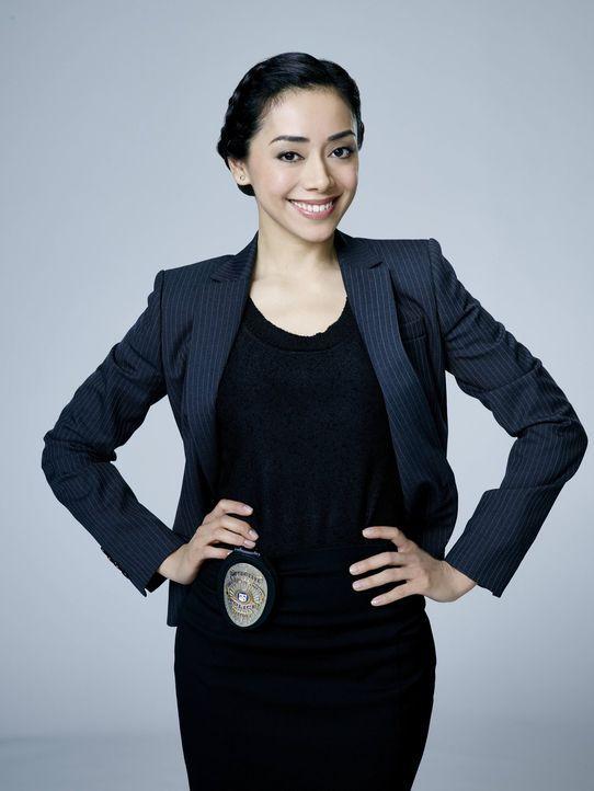 (1. Staffel) - Carters ehemalige Partnerin Didi Diaz (Aimee Garcia) arbeitet jetzt im Innendienst und steht bei den Ermittlungen mit Rat und Tat zur... - Bildquelle: Warner Brothers