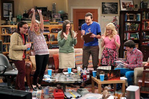 The Big Bang Theory - Ein ganz besonderer Spieleabend: Bernadette (Melissa Ra...