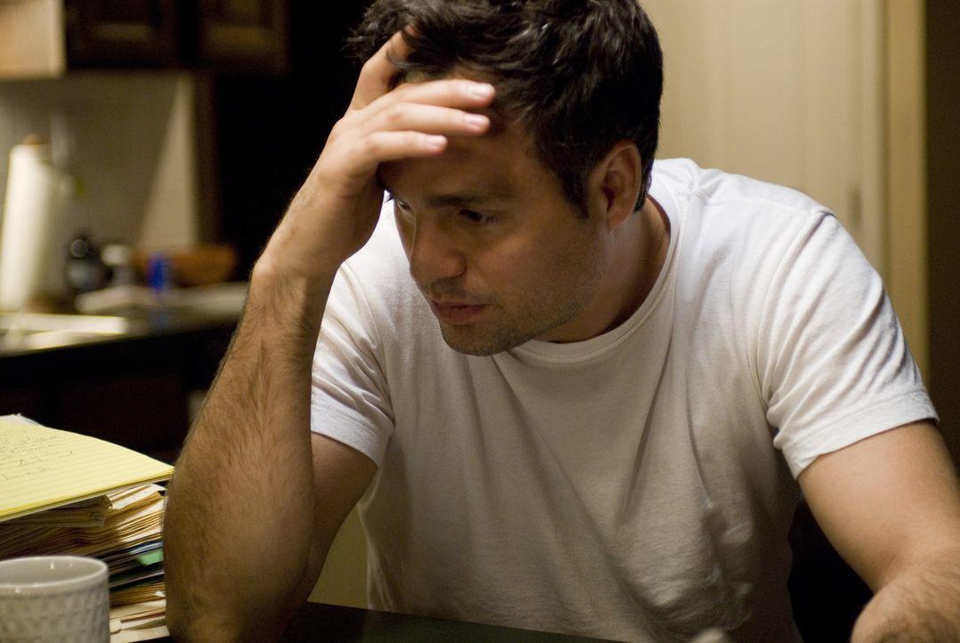 Soll er sich der Polizei stellen? Dwight (Mark Ruffalo) wird von starken Schuldgefühlen geplagt, aber die Angst, das Sorgerecht für seinen geliebten... - Bildquelle: TOBIS Film