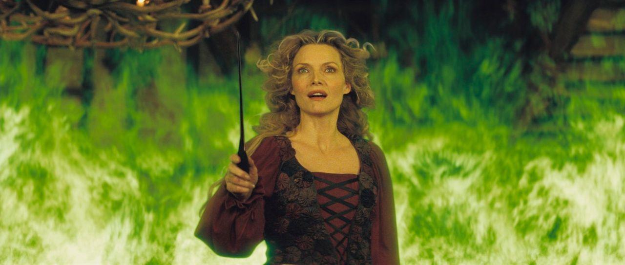 Sie führt nichts Gutes im Schilde: Die Hexe Lamina (Michelle Pfeiffer) will um jeden Preis die Sternschnuppe finden, die Unsterblichkeit verheißt. - Bildquelle: 2006 Paramount Pictures. All Rights Reserved.