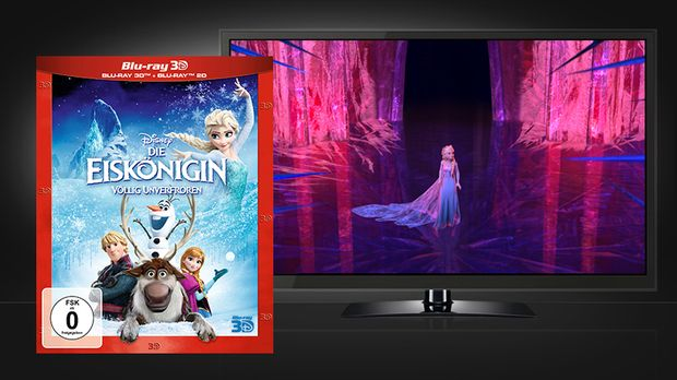 Die Eiskönigin - Völlig unverfroren © Walt Disney Studios