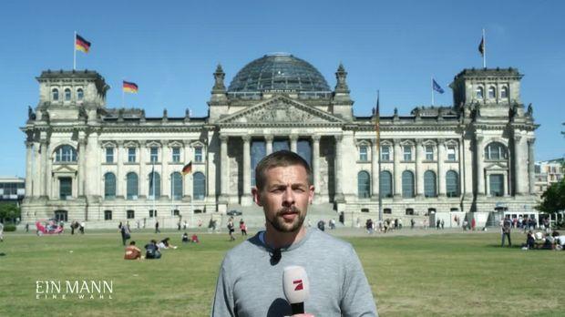 Ein Mann, Eine Wahl - Ein Mann, Eine Wahl - Klaas Trifft Deutschlands Spitzenpolitiker - Folge 1