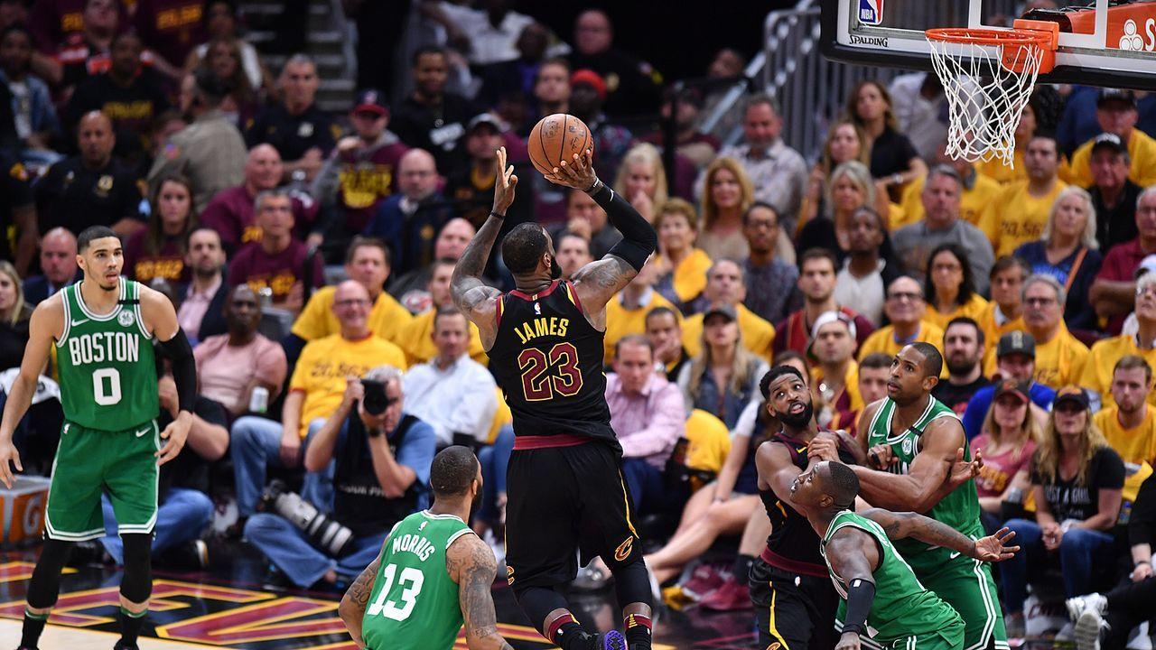 Rekordscorer der Playoffs - Bildquelle: 2018 Getty Images