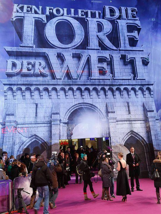 Tore-der-Welt-Premiere-29-Bernd-Jaworek-SAT1 - Bildquelle: Foto: © SAT.1/ Bernd Jaworek