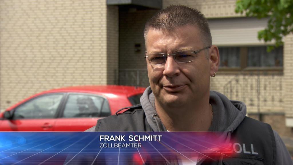 Zoll - Frank Schmitt - Bildquelle: SAT.1