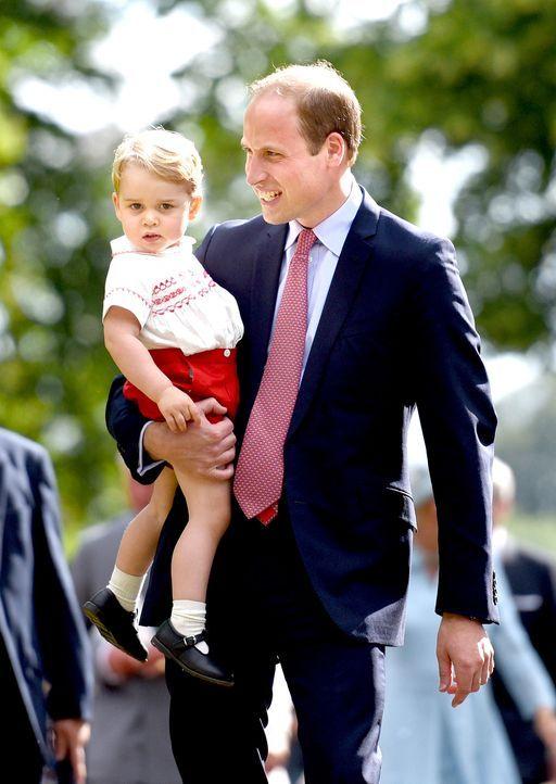 Taufe-Prinzessin-Charlotte-15-07-05-26-AFP - Bildquelle: AFP