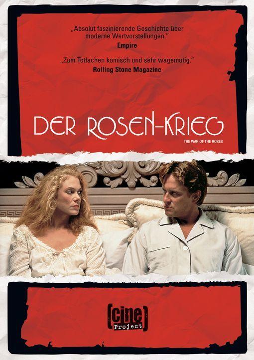 Der Rosenkrieg - Plakat - Bildquelle: 1989 Twentieth Century Fox Film Corporation.  All rights reserved.
