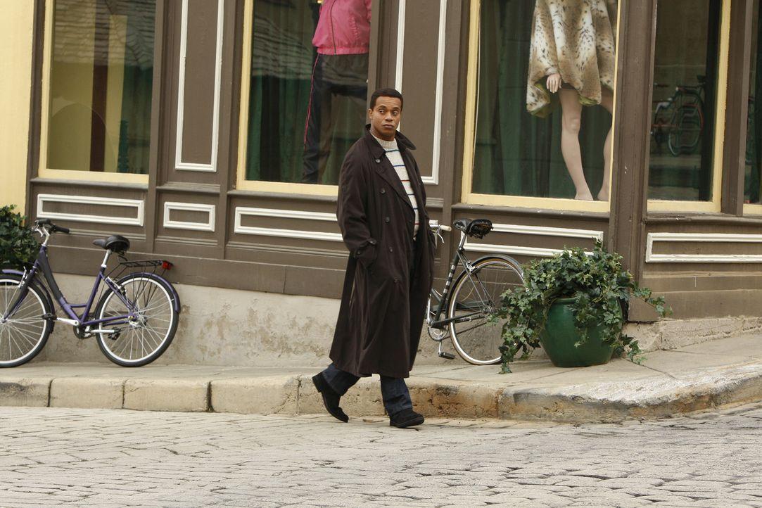Rückblick: Leon Vance (Rocky Carroll) wurde vor 20 Jahren rekrutiert und ohne jegliche Erfahrung auf gefährliche Mission nach Amsterdam geschickt... - Bildquelle: CBS Television