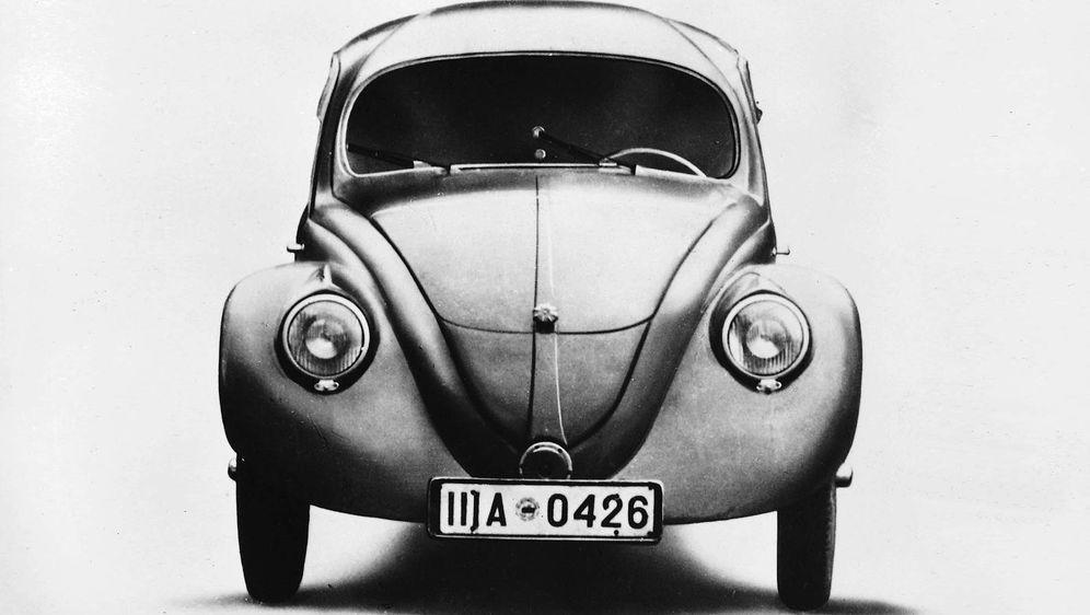 Klassiker mit besonderem Kult-Faktor: VW Käfer - Bildquelle: VW