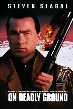 Auf brennendem Eis - Der Sprengstoffexperte Forrest Taft (Steven Seagal) wird...