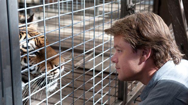 Nach dem Tod seiner Frau will Benjamin Mee (Matt Damon) neu anfangen: Der Jou...