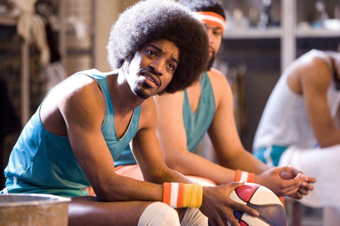 1976: Funktionäre der NBA und der American Basketball Association beschließen die Fusion beider Ligen. Für das schlechteste Team der ABA, die Fli... - Bildquelle: 2008 Warner Brothers