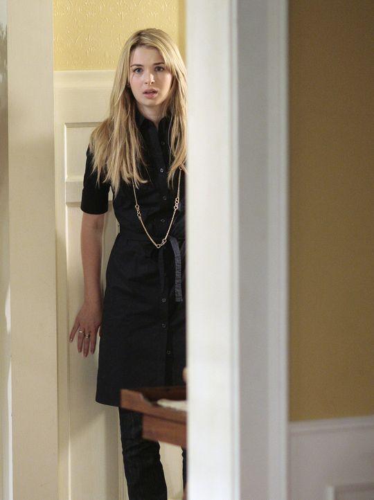 Ein gefährliches Unterfangen: Amanda (Kirsten Prout) hält sich noch immer bei den Tragers versteckt ... - Bildquelle: TOUCHSTONE TELEVISION