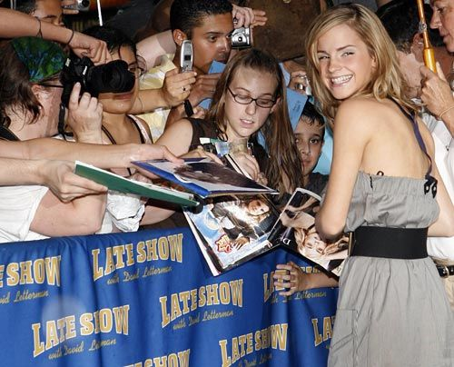 Galerie: Emma Watson | Stilecht! - Bildquelle: getty - AFP