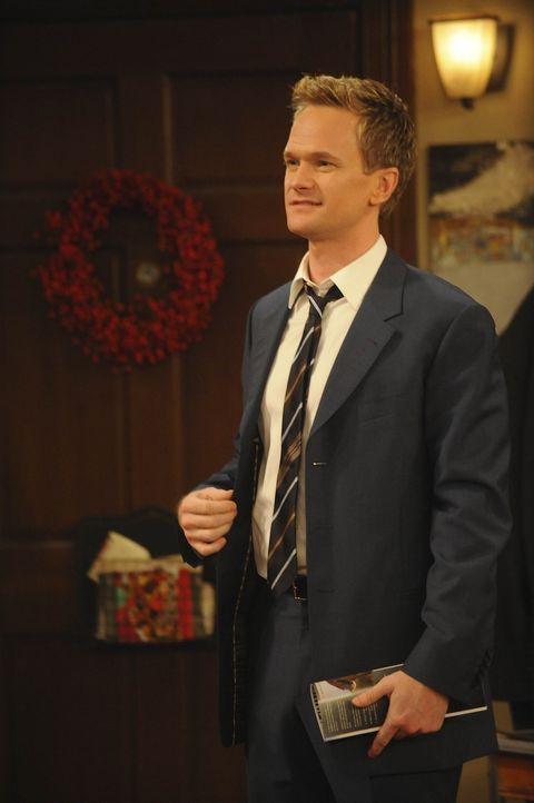 Hat die Freude am Schenken für sich entdeckt: Barney (Neil Patrick Harris) ... - Bildquelle: 20th Century Fox International Television