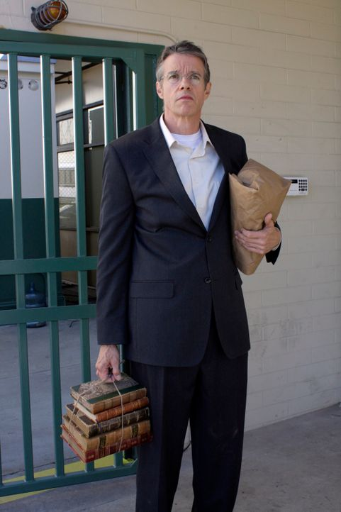 Ist er wirklich nach 25 Jahren Haft rehabilitiert? Donald Sanderson (Kyle Secor) ... - Bildquelle: ABC Studios
