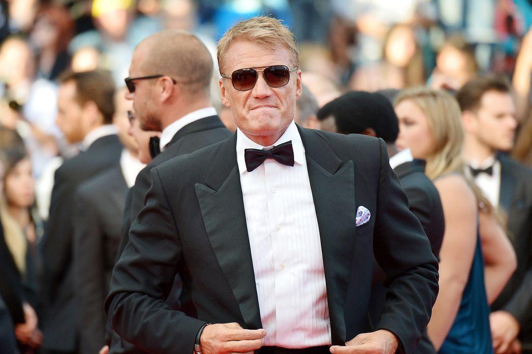 Cannes-Filmfestival-Dolph-Lundgren-140518-AFP - Bildquelle: AFP