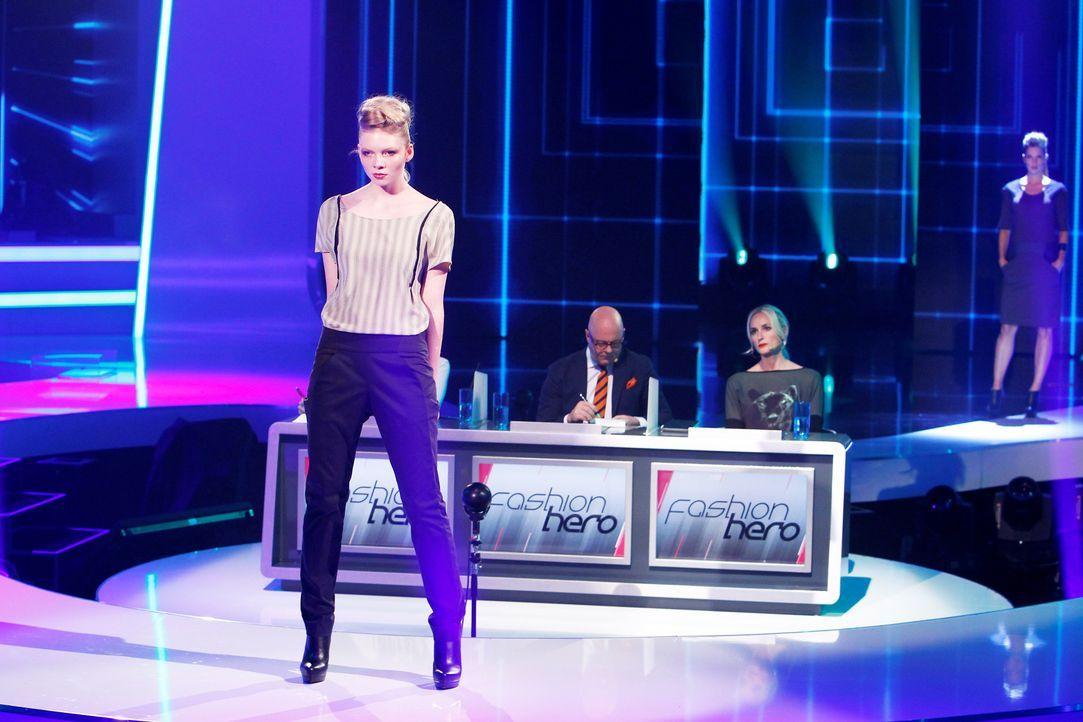 Fashion-Hero-Epi01-Show-20-ProSieben-Richard-Huebner - Bildquelle: ProSieben / Richard Huebner