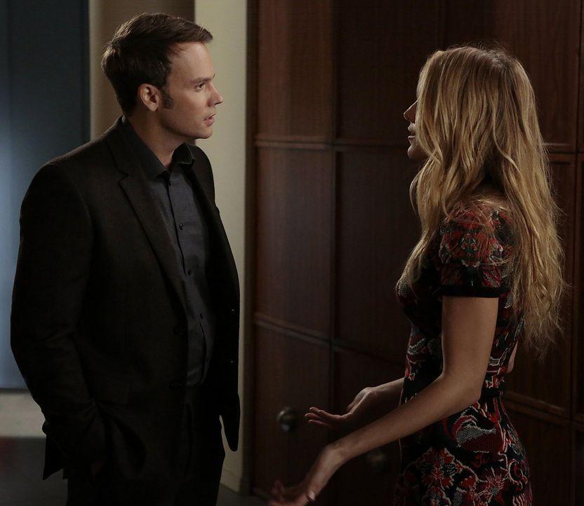 Haben Steven (Barry Watson, l.) und Serena (Blake Lively, r.) eine gemeinsame Zukunft vor sich? - Bildquelle: Warner Brothers