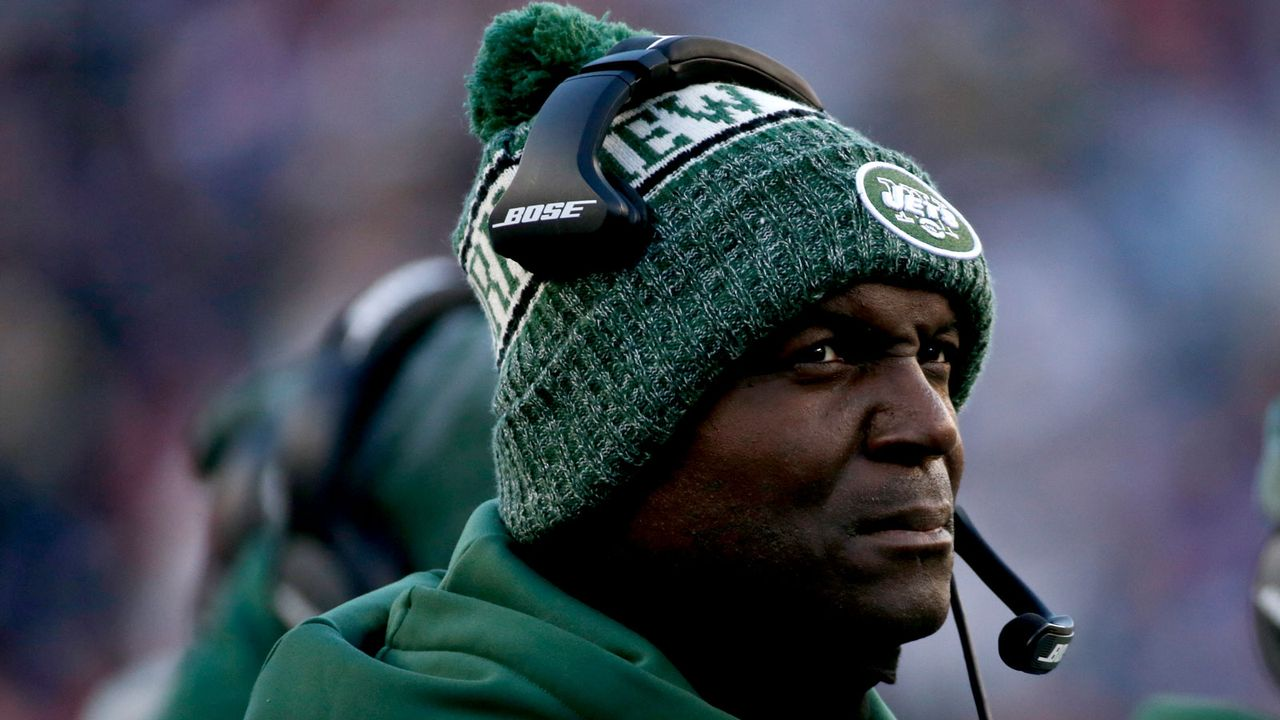 Todd Bowles (New York Jets) - Bildquelle: 2018 Getty Images