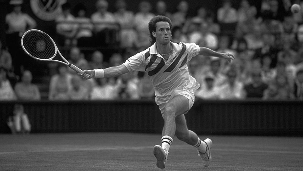 Tennis-Olympiasieger Ken Flach aus den USA ist tot - Bildquelle: AFPSIDPIERRE VERDY